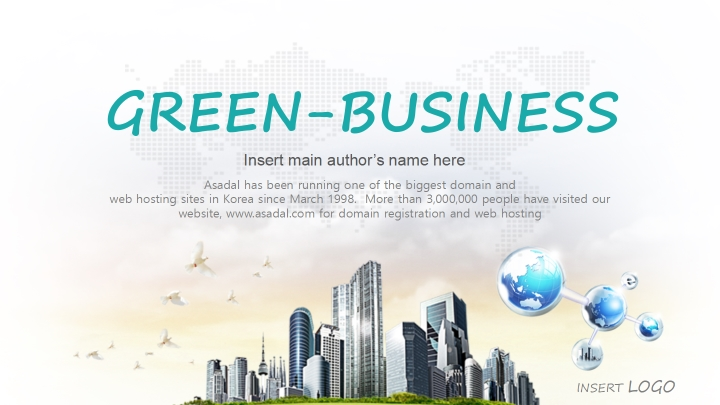green business introduction