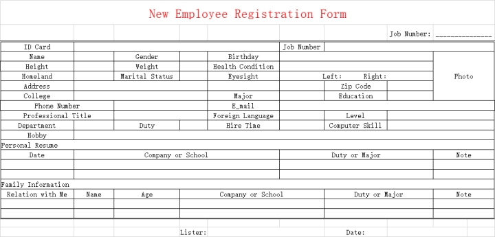 New Employee Registration Form.xls