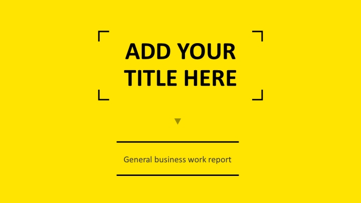 30 Trends For Free Powerpoint Templates Black And Yellow Summer Background