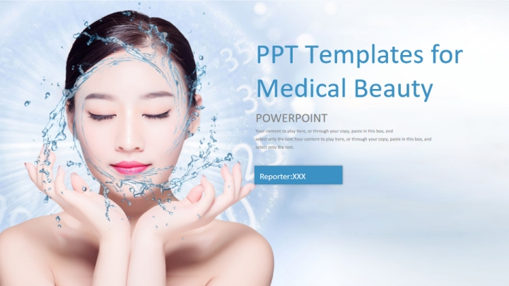 Beauty And Fashion Powerpoint Template 73623 Keynote