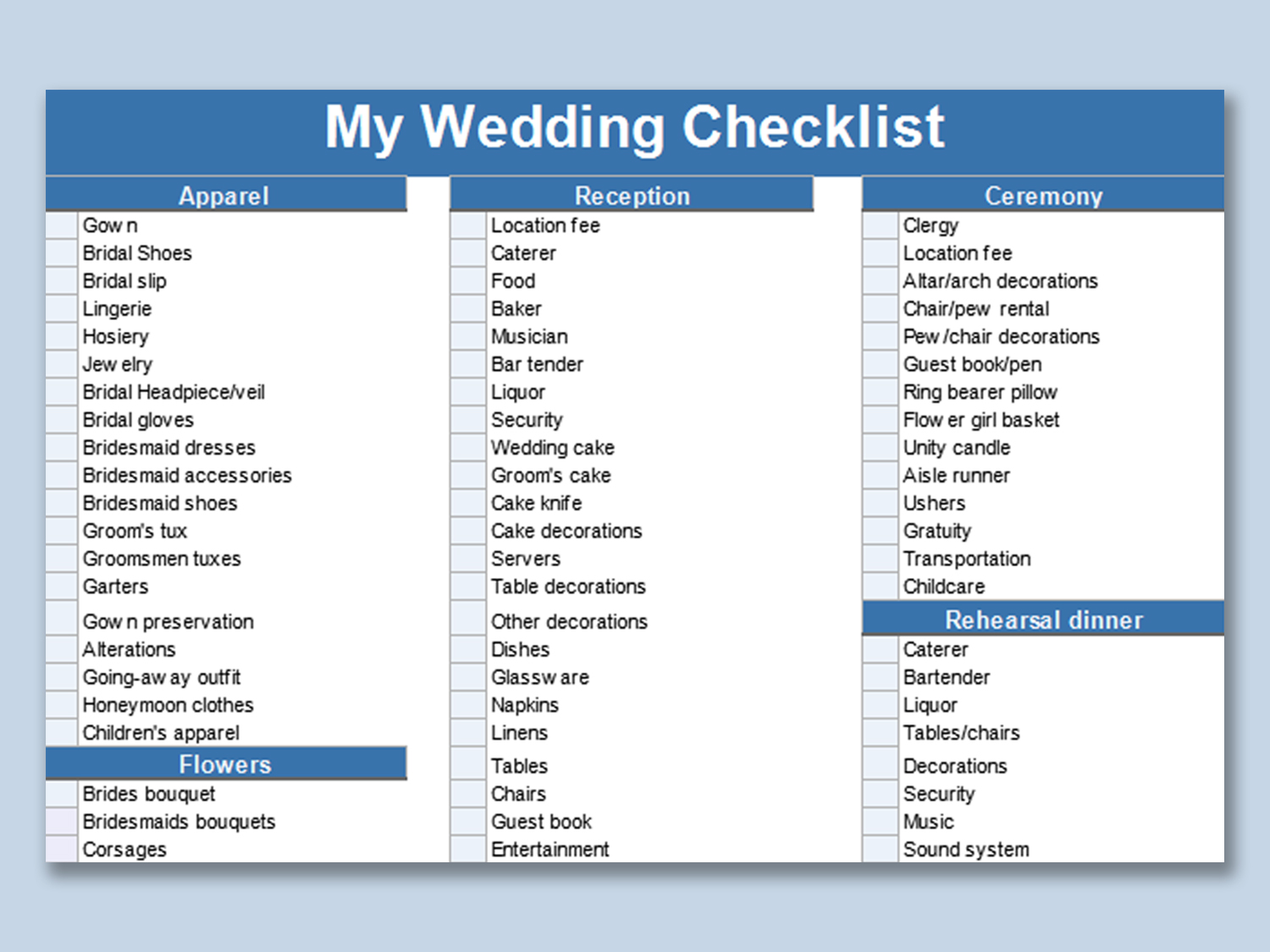 Wedding Playlist Template from d4z1onkegyrs5.cloudfront.net