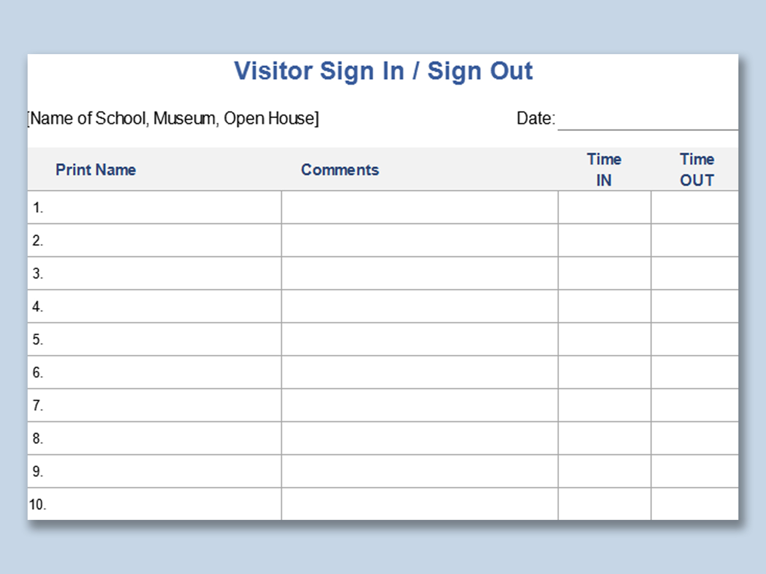 It is a graphic of Free Printable Open House Sign in Sheet with rental